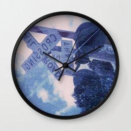 RRXI Wall Clock