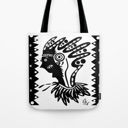 Two faced? Tote Bag