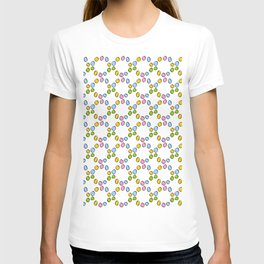 Circle and abstraction 3-,abstract,geometric,geometrical,circle,sphere T-shirt