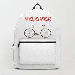 VeLover – Racer – June 12th – 200th Birthday of the Bicycle Backpack