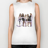 fifth harmony Biker Tanks featuring fifth harmony best design home decoration ideas by customgift