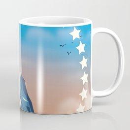 Movie Mountain Coffee Mug