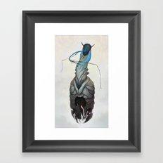 Időnihith Framed Art Print