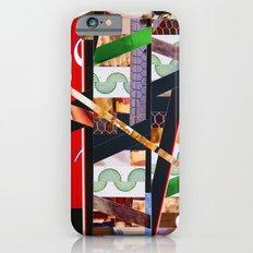 Ruben (stripes 19) iPhone 6s Slim Case