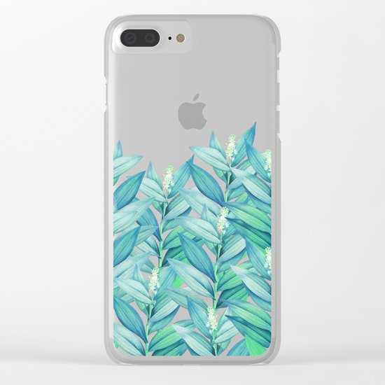 Nevertheless #society6 #decor #buyart Clear iPhone Case