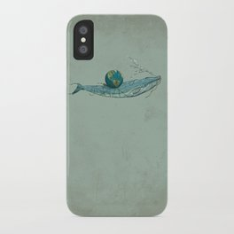 Save the Planet II iPhone Case