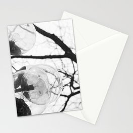 Electric Tree Stationery Cards