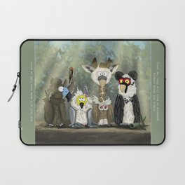 Vultures undercover Laptop Sleeve