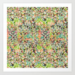 Peppery Art Print