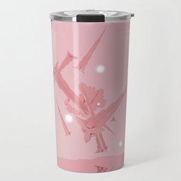 Voyage in Pink Travel Mug