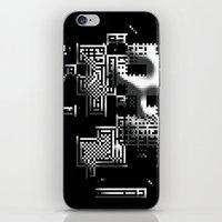 lil bub iPhone & iPod Skins featuring lil by Sigur Rós