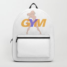 GYM Woman 3 Backpack