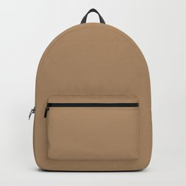 ICED COFFEE PANTONE 15-1040 Backpack