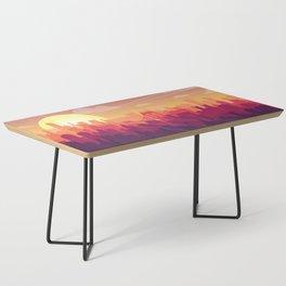 Brooklyn Sunset Coffee Table