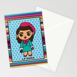 La Dama Stationery Cards