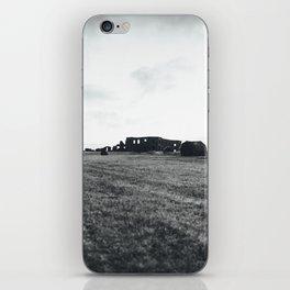Downhill Demesne iPhone Skin