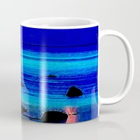 pisces Mugs featuring Pisces by Danielle Tanimura