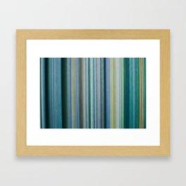 Conjugation Framed Art Print