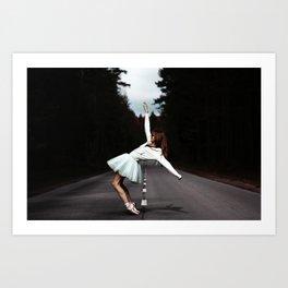 Ballerina Project XIII Art Print