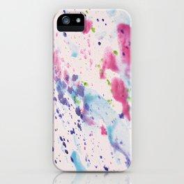Summer Dots iPhone Case