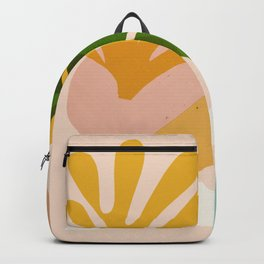 Abstraction_Floral_02 Backpack