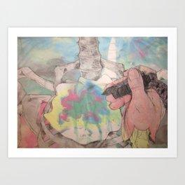 Mutual Growth Art Print