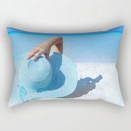 Beach20160102_by_JAMFoto Rectangular Pillow