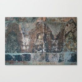 Apsara (supernatural female being) Canvas Print
