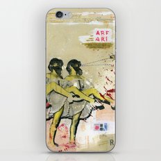 Killer bees iPhone & iPod Skin