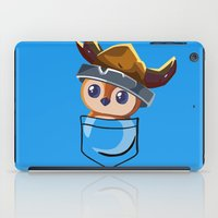 warcraft iPad Cases featuring Viking Pepe! by SlothgirlArt