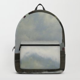 the fury of the sea Backpack