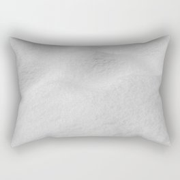 Fresh Snow // Snowy Powder Winter Landscape Photo Snowboarder Vibes Ski Season Poster Rectangular Pillow