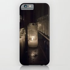 Light a candle, Say a prayer. Slim Case iPhone 6s