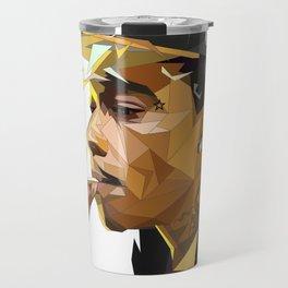Hip-hop cubism Travel Mug