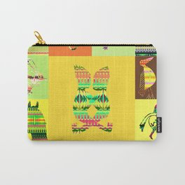 Indian patchworks57 Carry-All Pouch