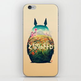 Forest Dream iPhone Skin