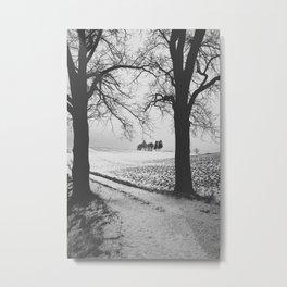 Warmia I - Landscape and Nature Photography Metal Print