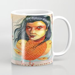 FIRE BIRD Coffee Mug