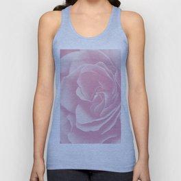 Light Pink Rose #2 #floral #art #society6 Unisex Tank Top