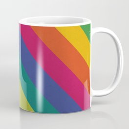 Bright Summer Lines Coffee Mug