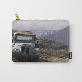 Oldtimer at Meteora Carry-All Pouch