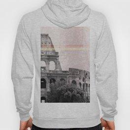 Colosseum Rome Italy Hoody