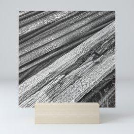Metal / Wood Mini Art Print