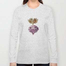 Beet Long Sleeve T-shirt