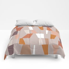 Neutral Geometric 03 Comforters