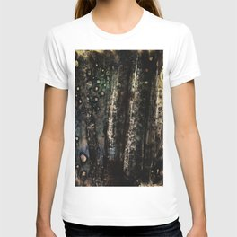 NIGHT IN THE WINTER WOODS T-shirt