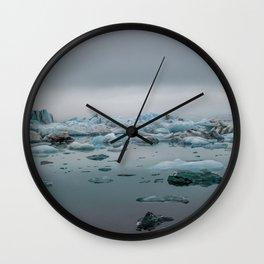 Ice Breaker Wall Clock