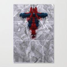 Parker Canvas Print