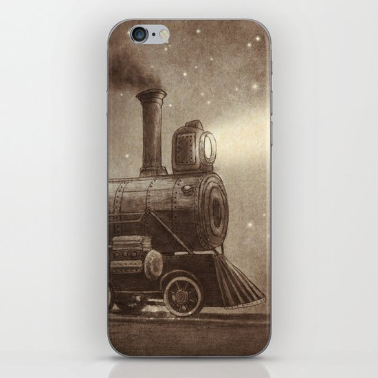 Rooftoppers - Chapter Six  iPhone Skin