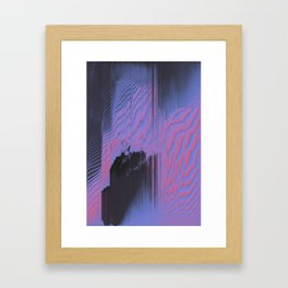 Nameless Framed Art Print